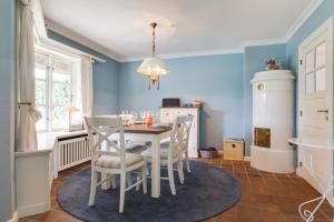 Heide Huus, Dovolenkové domy  Wenningstedt - big - 24