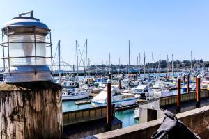 Embarcadero Haven (G-245 & G-345), Holiday homes  Newport - big - 22