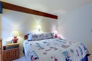 Embarcadero Haven (G-245 & G-345), Holiday homes  Newport - big - 27