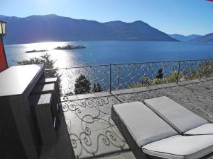 Casa Ariane App 3943, Ferienhäuser  Ronco sopra Ascona - big - 14