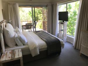 Chambre Double ou Lits Jumeaux de Luxe - Vue sur Montagne