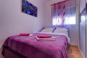 Jovana Apartment, Apartments  Budva - big - 12