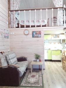 Apartment on Berendeevskaya