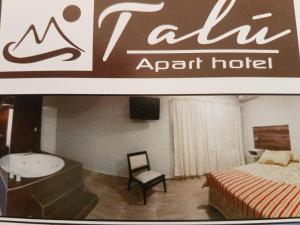 Talu Apart Hotel, Apartmány  San Rafael - big - 13