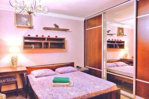 Odnushka Na Paveleckoy, Apartmány  Moskva - big - 17
