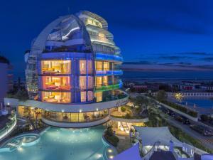 Hotel Waldorf- Premier Resort, Hotels  Milano Marittima - big - 70