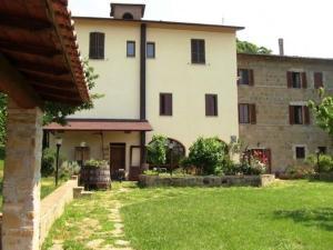 La Collina Di Pilonico, Загородные дома  Pilonico Paterno - big - 36
