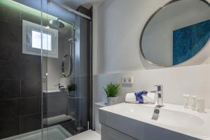 Habitat Apartments Cool Jazz, Апартаменты  Барселона - big - 25