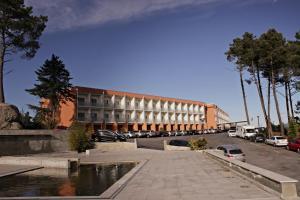 Palace Hotel e SPA - Termas de Sao Miguel, Szállodák  Fornos de Algodres - big - 21