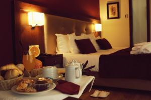 Palace Hotel e SPA - Termas de Sao Miguel, Hotely  Fornos de Algodres - big - 14