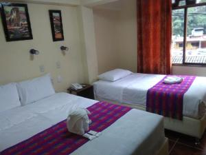 Illary Inn, Hotels  Machu Picchu - big - 16