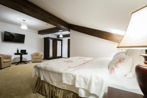 Bran Monte Crai Chalet, Guest houses  Bran - big - 37