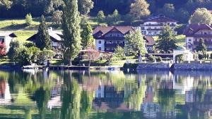 Ferienwohnungen Fischerhaus - direkt am See, Apartmanok  Millstatt - big - 124