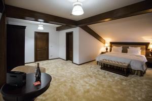Bran Monte Crai Chalet, Vendégházak  Törcsvár - big - 15