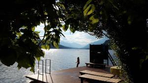 Ferienwohnungen Fischerhaus - direkt am See, Apartmanok  Millstatt - big - 136