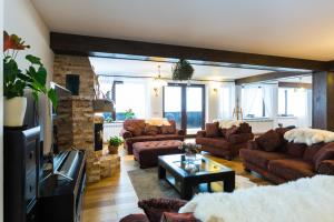 Bran Monte Crai Chalet, Guest houses  Bran - big - 21