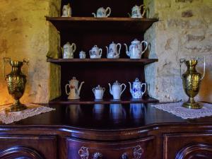 Maison De Vacances - Loubejac 12, Dovolenkové domy  Saint-Cernin-de-l'Herm - big - 5