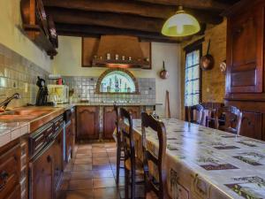 Maison De Vacances - Loubejac 12, Dovolenkové domy  Saint-Cernin-de-l'Herm - big - 7