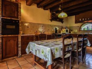 Maison De Vacances - Loubejac 12, Dovolenkové domy  Saint-Cernin-de-l'Herm - big - 8