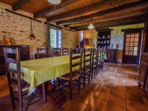 Maison De Vacances - Loubejac 12, Dovolenkové domy  Saint-Cernin-de-l'Herm - big - 10