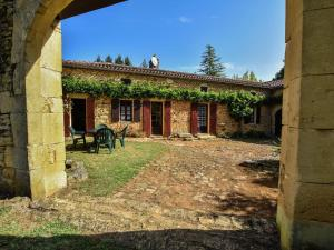Maison De Vacances - Loubejac 12, Dovolenkové domy  Saint-Cernin-de-l'Herm - big - 13
