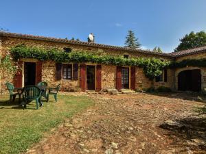 Maison De Vacances - Loubejac 12, Dovolenkové domy  Saint-Cernin-de-l'Herm - big - 1