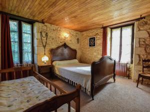 Maison De Vacances - Loubejac 12, Prázdninové domy  Saint-Cernin-de-l'Herm - big - 25