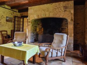 Maison De Vacances - Loubejac 12, Dovolenkové domy  Saint-Cernin-de-l'Herm - big - 27