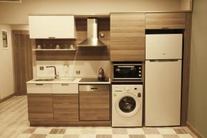 MyHouse N5 Suites, Apartmány  Esenyurt - big - 19