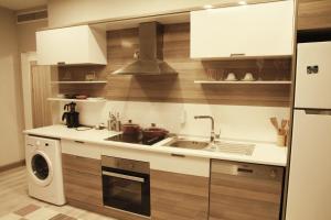 MyHouse N5 Suites, Apartmány  Esenyurt - big - 17