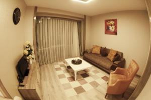 MyHouse N5 Suites, Apartmány  Esenyurt - big - 16