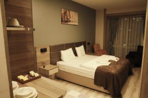 MyHouse N5 Suites, Appartamenti  Esenyurt - big - 28