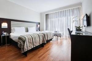 Tweepersoonskamer met 1 of 2 Bedden - Extra Bed