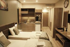 MyHouse N5 Suites, Appartamenti  Esenyurt - big - 8