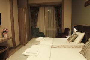 MyHouse N5 Suites, Apartmány  Esenyurt - big - 38