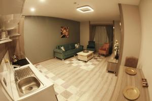 MyHouse N5 Suites, Apartmány  Esenyurt - big - 32