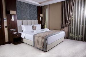 Dvoulůžkový pokoj Standard s manželskou postelí nebo oddělenými postelemi