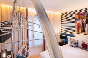 Hôtel Dress Code & Spa, Szállodák  Párizs - big - 5