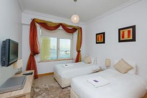 Kennedy Towers - Al Nabat, Apartmány  Dubaj - big - 27