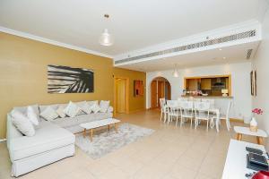 Kennedy Towers - Al Nabat, Apartmány  Dubaj - big - 23