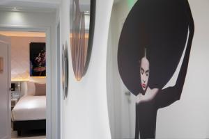 Hôtel Dress Code & Spa, Szállodák  Párizs - big - 50