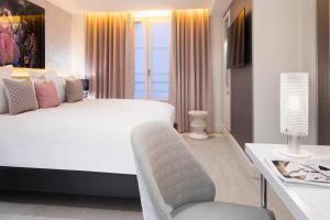 Hôtel Dress Code & Spa, Szállodák  Párizs - big - 16