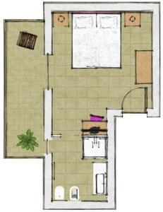 Villa Franca, Hotel  Nago-Torbole - big - 106