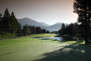 King's and Lake's House Golf Course Royal Bled, Hotels  Lesce - big - 13