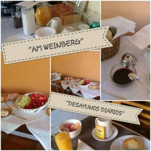 Am Weinberg Bed & Breakfast, Bed and breakfasts  Viña del Mar - big - 25