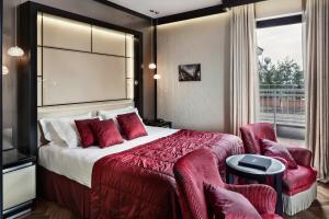Suite med terrasse