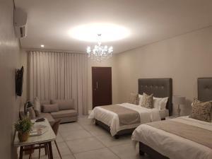 Suikerbossie Guesthouse, Penziony  Bloemfontein - big - 10