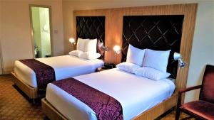 Premier Club Room with Two Double Beds - Non-Smoking
