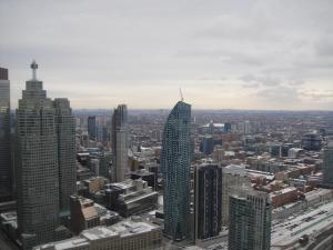 Spade Group - Harbour St. Condo, Ferienwohnungen  Toronto - big - 16