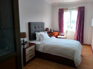 Royal Hinthar Hotel, Szállodák  Mawlamyine - big - 13